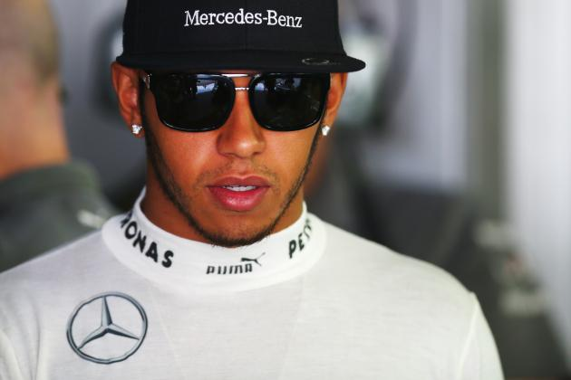 Is Lewis Hamilton on the Same Level as Fernando Alonso and Sebastian Vettel?
