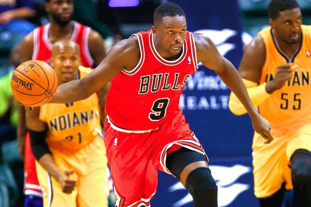 Luol Deng Reportedly Rejected $30 Million Extension with Bulls Before Trade