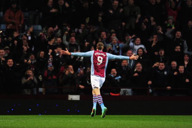 Aston Villa: Kozak's Injury Is an Opportunity for Nicklas Helenius to Shine