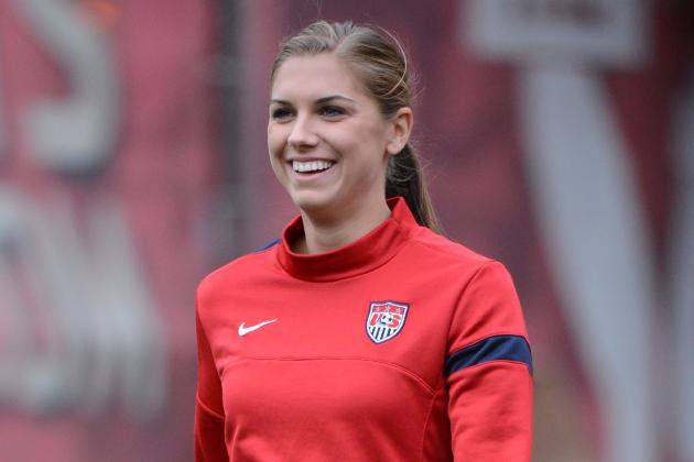 Alex Morgan Exclusive: US Star Talks About Her Injury, NWSL and 2015 World Cup
