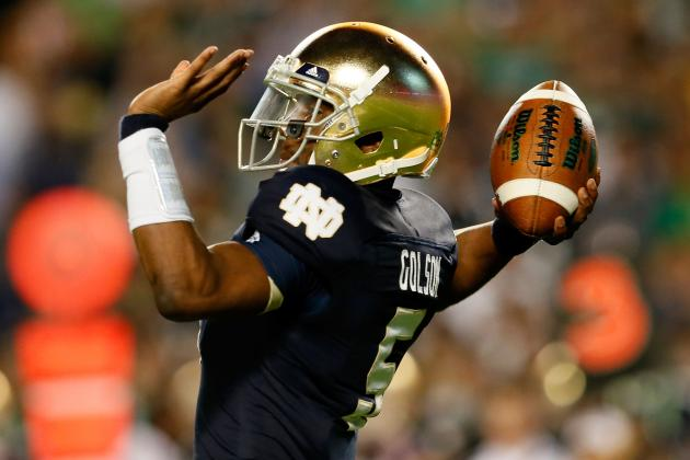 Exactly How Much Better Will Everett Golson Make Notre Dame in 2014?