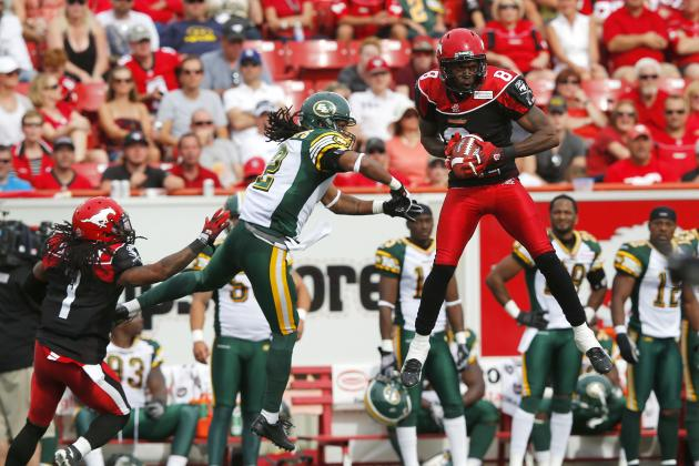 Canadian Football League Reveals Its Lists of the Best Plays of 2013