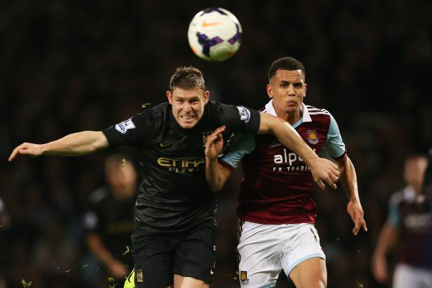 Capital One Cup 2014: Complete Preview for Manchester City vs. West Ham