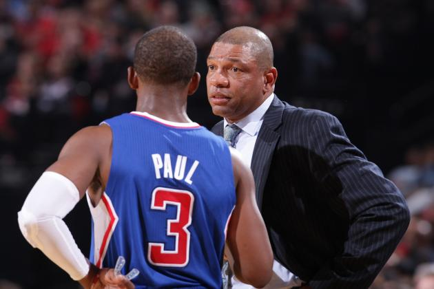 Los Angeles Clippers, Doc Rivers Scramble to Plug Holes in Chris Paul's Absence