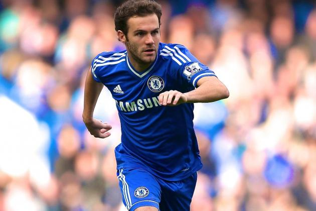 Chelsea Manager Jose Mourinho Playing a Risky Game If Juan Mata Leaves