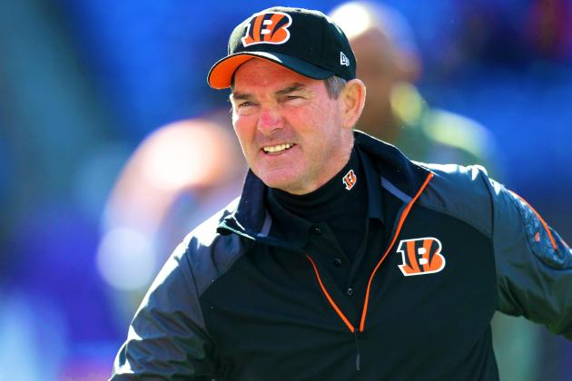 Why the Bengals' Jay Gruden and Mike Zimmer Are Getting Head Coaching Interest
