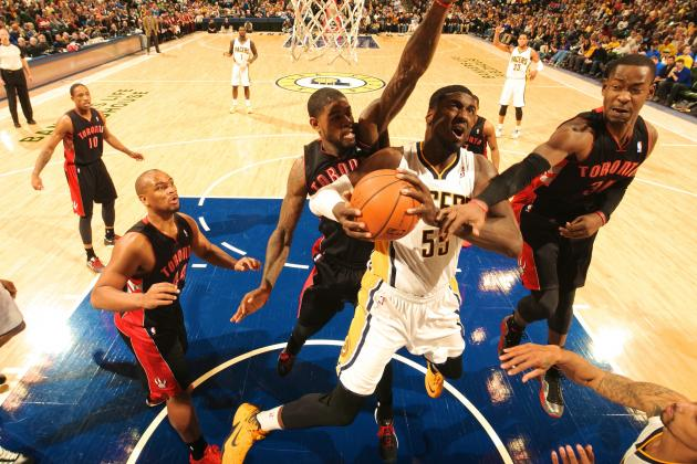 Toronto Raptors vs. Indiana Pacers: Live Score and Analysis