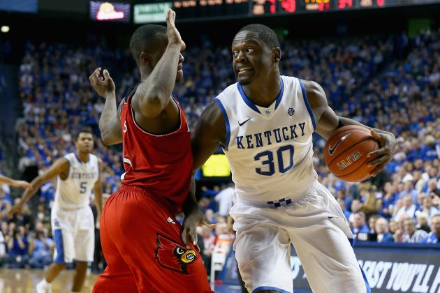 Julius Randle Must Crank Up His Game in SEC Play