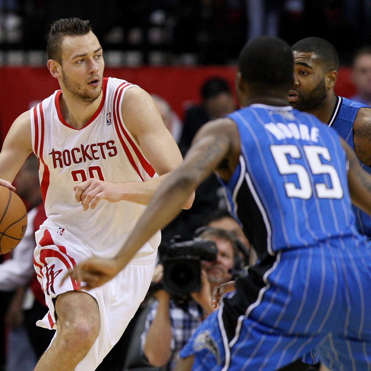 Houston Rockets Depth Chart: Potential Landing Spots For Houston Rockets Big Man