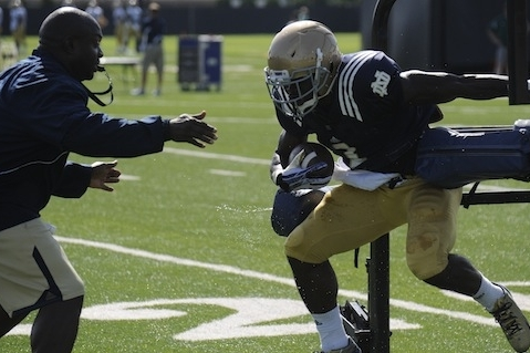 Notre Dame Football: Why Greg Bryant Has a Brighter Future Than Cam McDaniel