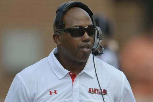 Terps DC Brian Stewart Agrees to Multi-Year Contract Extension
