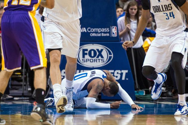 Shawn Marion Injury: Updates on Mavericks Forward's Shoulder and Return