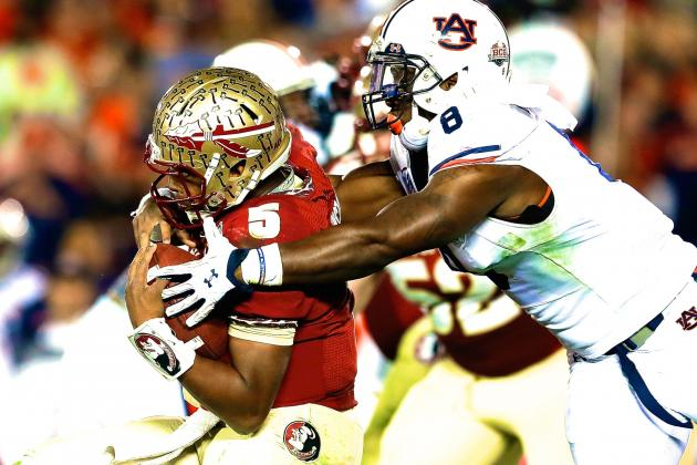 Does FSU or Auburn Have Better Shot to Return to Title Game Next Year?
