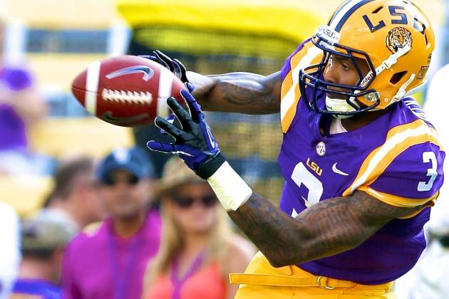 LSU's Jarvis Landry and Odell Beckham Jr. Making Right Move to Enter NFL Draft
