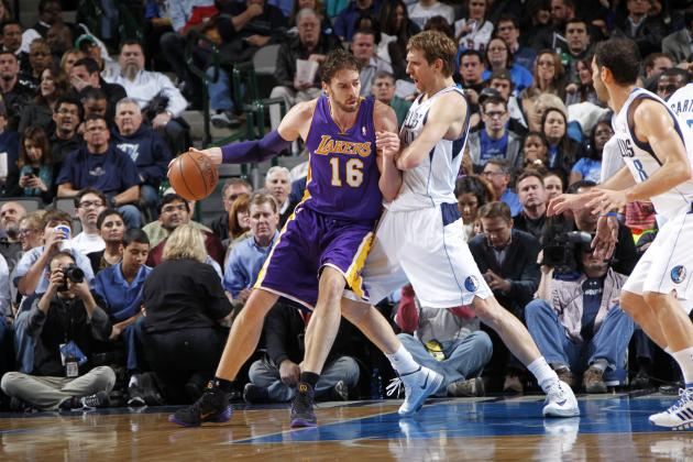 Los Angeles Lakers vs. Dallas Mavericks: Game Grades and Analysis for Lakers