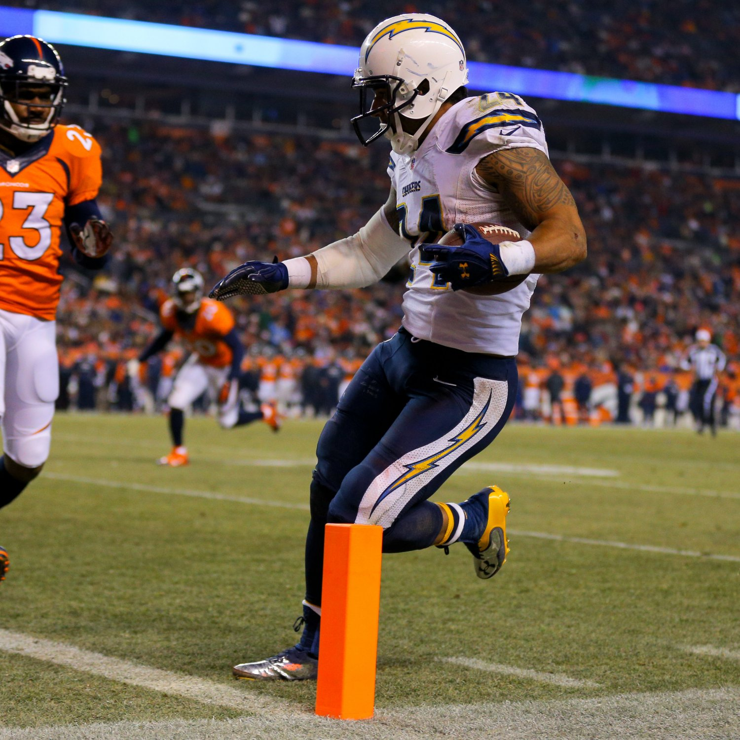 San Diego Chargers Bye Week 2014: Chargers' Cinderella Run Will End In Denver Without Ryan