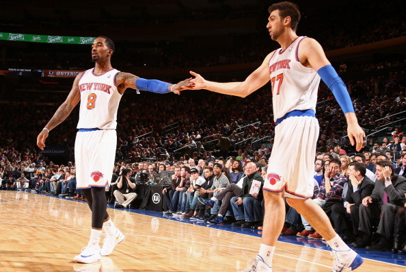 NY Knicks Players Who Should Receive Less Playing Time