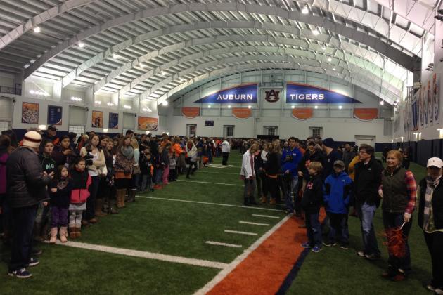 Auburn Football: Fans Rally Around Team, Gus Malzahn Vows Return to Title Game