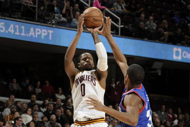 Cleveland Cavaliers: C.J. Miles Sets Franchise Record as Cavs Crush Philadelphia