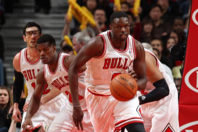 Even Without Luol Deng, Bulls Too Good to Tank in Horrid Eastern Conference