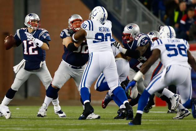 How New England Patriots Offense Can Exploit Indianapolis Colts Defense