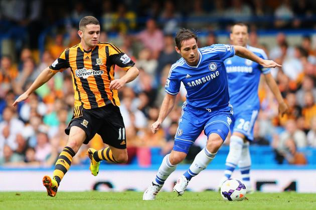 Hull City vs. Chelsea: English Premier League Odds, Preview and Prediction