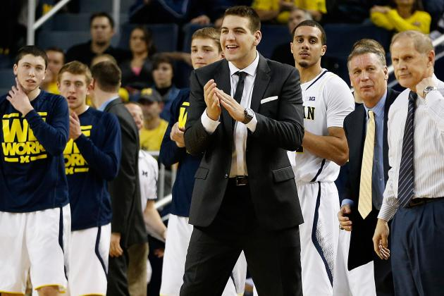 Michigan Basketball: Are the Wolverines a Contender Without Mitch McGary?