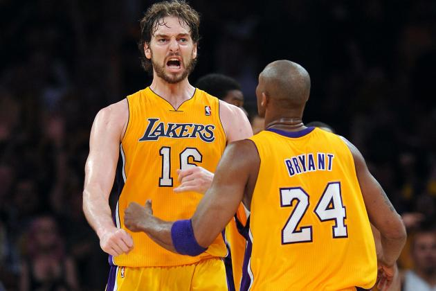 Los Angeles Lakers Would Be Smart to Trade Pau Gasol