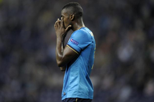 Arsenal Transfer News: Gunners Should Only Buy Jackson Martinez for Right Price