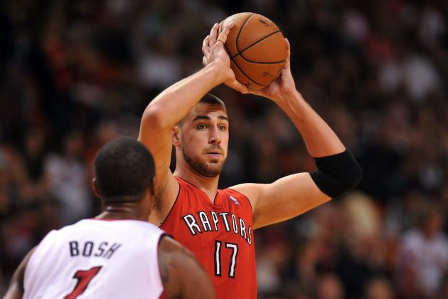 Are Toronto Raptors Making Right Move by Building Around Jonas Valanciunas?