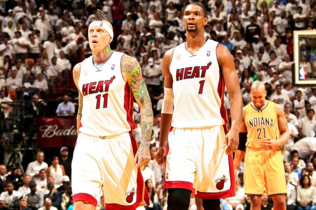 Miami Heat, Without Andrew Bynum, Beginning to Build Bigger Lineup from Within