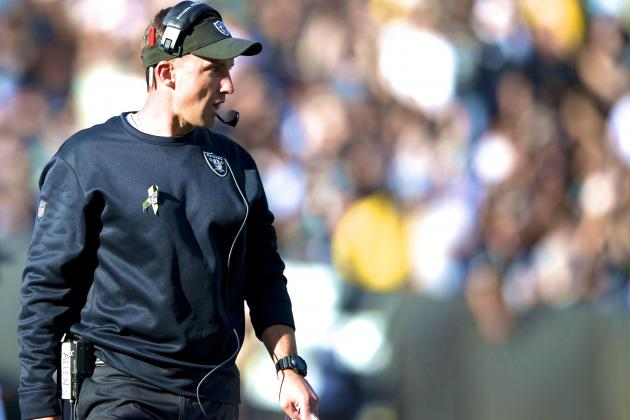 Dennis Allen Retained as Head Coach of Oakland Raiders