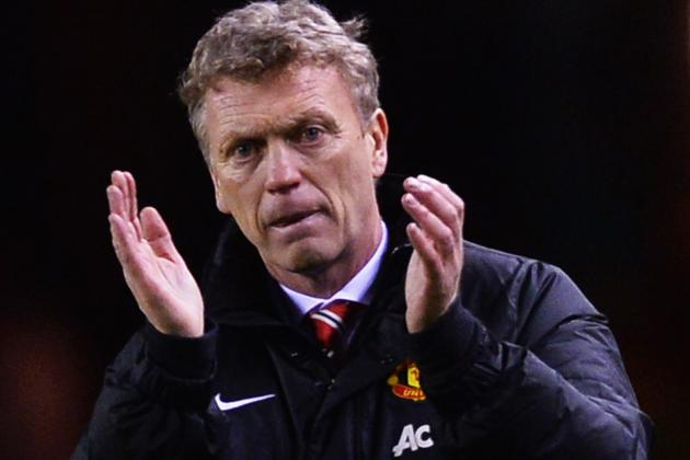 David Moyes Probed by FA After Sunderland vs. Manchester United Referee Rant