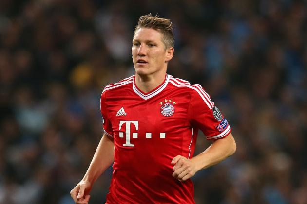 Schweinsteiger on Road to Recovery