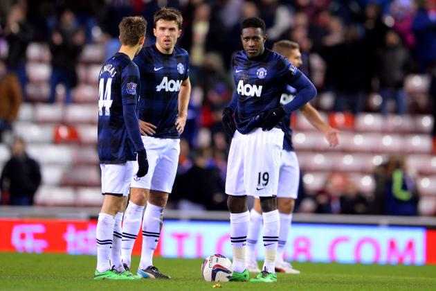 Analysing Manchester United's Loss vs. Sunderland in Capital One Cup Semi-Final