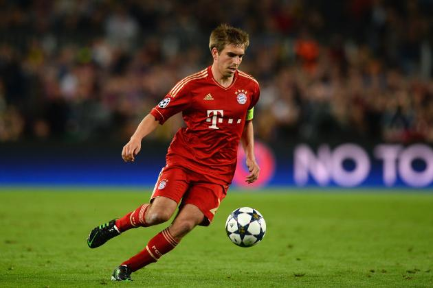 Bayern's Philipp Lahm Should Be Talked About with Messi, Ronaldo and Ribery