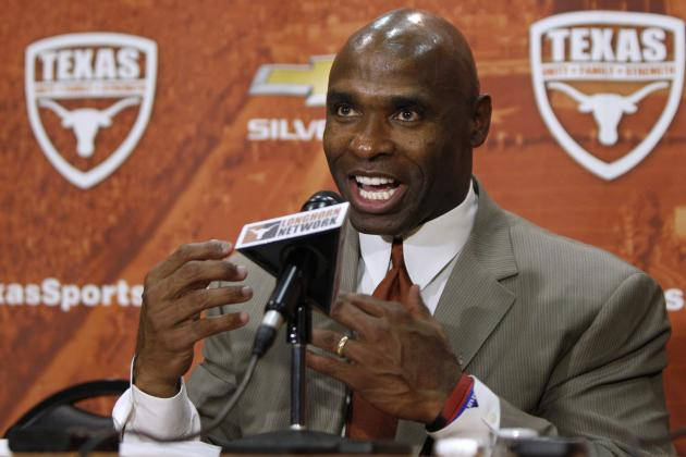 Texas A&M Football: What Texas' Charlie Strong Means for Aggies