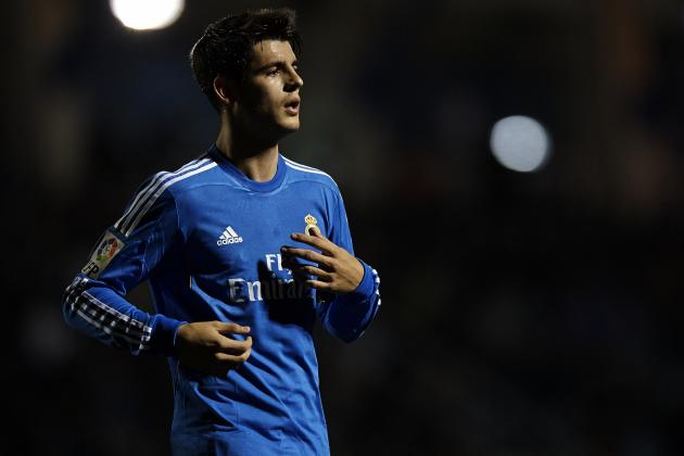 Liverpool Transfer Rumours: Reds Launch Bid to Snatch Alvaro Morata from Arsenal