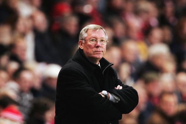 Alex Ferguson and Bobby Charlton Show Disdain After Manchester United Defeat
