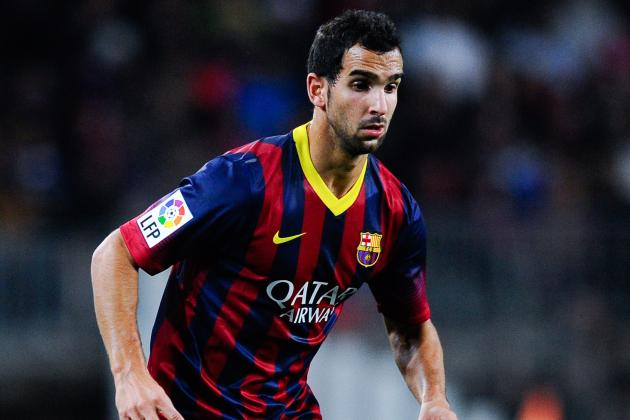 Liverpool Transfer News: Barcelona's Martin Montoya Should Not Be Reds' Priority