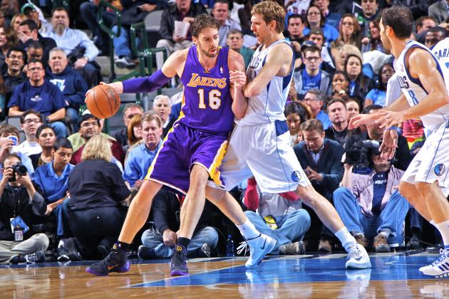 Pau Gasol, LA Lakers Struggling to Remain Competitive Before They Part Ways