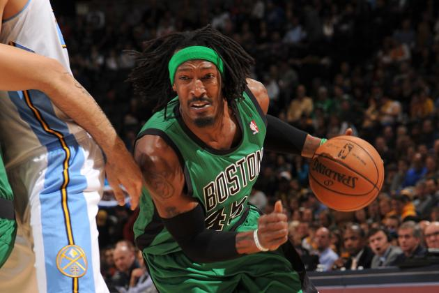 Gerald Wallace Lights into Boston Celtics, Accuses Team of Selfish Play