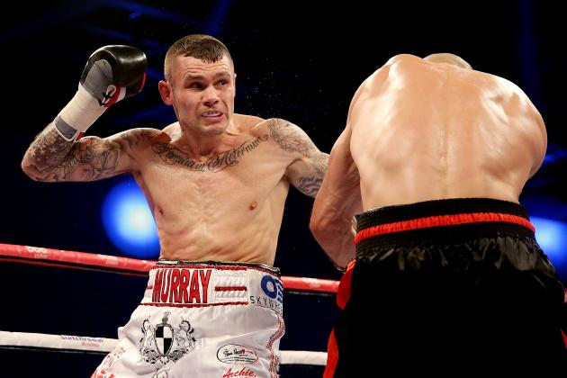 Martin Murray's Opponent, Jarrod Fletcher, Claims Fight Is off