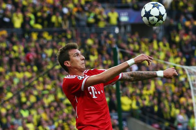 Mario Mandzukic a Perfect Fit for Dortmund, but BVB Should Not Try to Sign Him