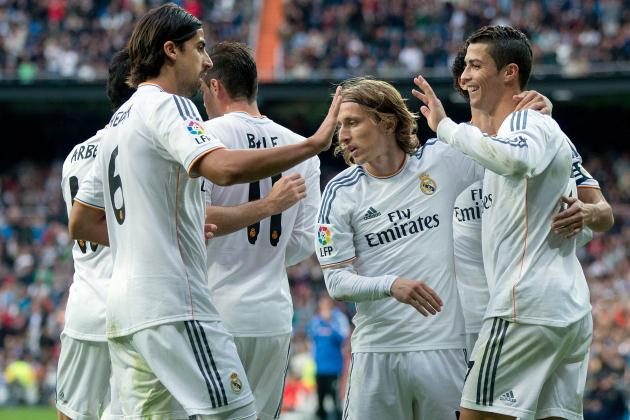 Real Madrid vs. Osasuna: Date, Time, Live Stream, TV Info and Preview
