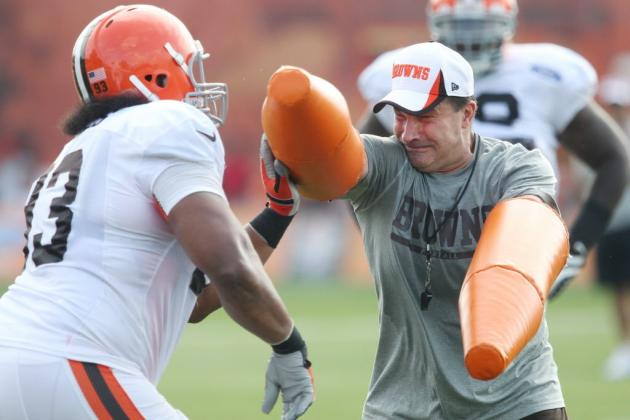 Browns Defensive Line Coach Joe Cullen Finds New Job with Buccaneers