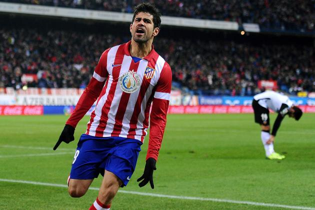 Manchester United Transfer News: Club Should Give Up on Unlikely Diego Costa Bid