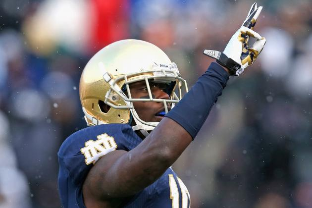 Notre Dame's Message to DaVaris Daniels Remains Unchanged