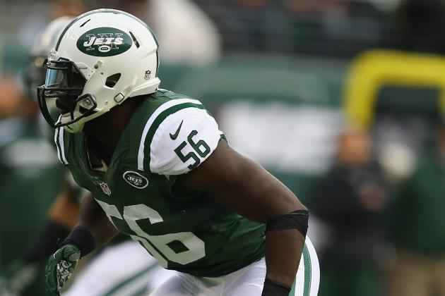 Demario Davis Says Sky's the Limit for the Jets