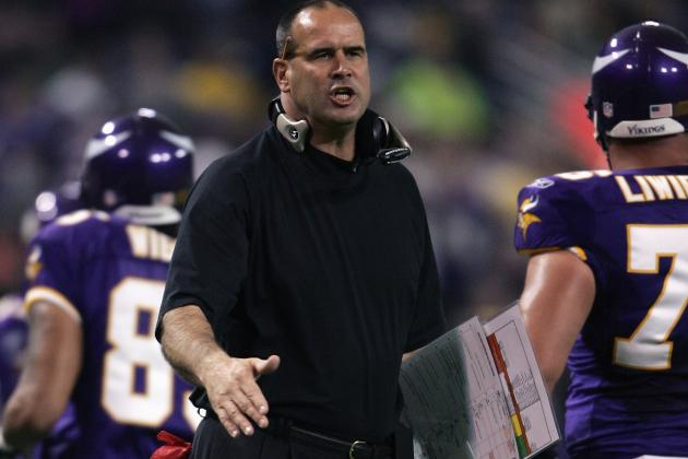 Mike Tice: Ex-Vikings Coach Back as Atlanta Falcons Assistant